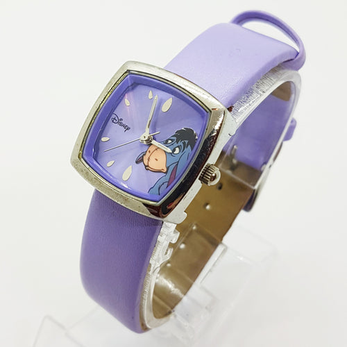 Purple Eeyore SII by Seiko Vintage Watch | MC0389 SII Marketing Watch - Vintage Radar