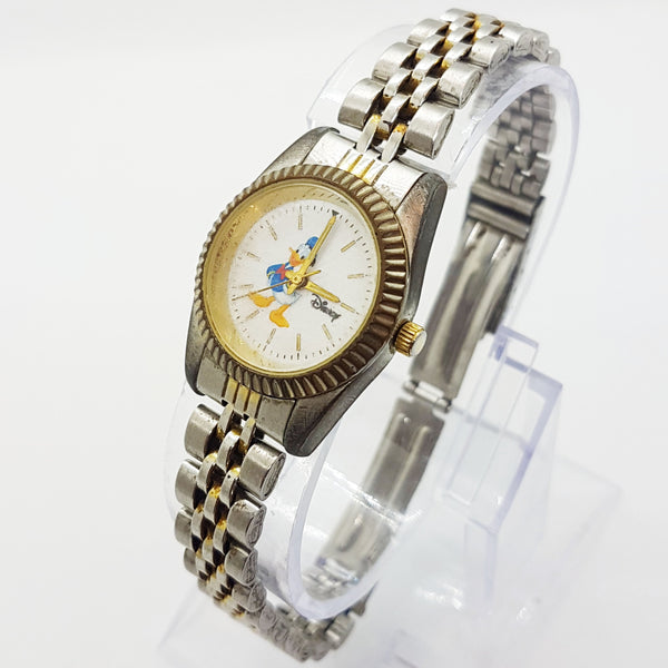 Vintage Disney Donald Duck Watch | 90s Donald Duck Gift Watch - Vintage Radar