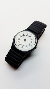 1996 AS TIME GOES BY GX128 Vintage Swatch Watch | Retro Swiss WristWatch - Vintage Radar