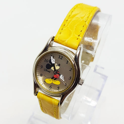 Classic Seiko Mickey Mouse Vintage Watch 90s SII Marketing Disney Watch