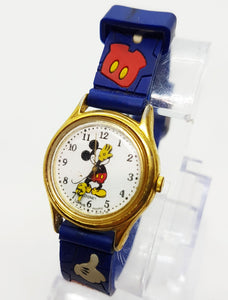Cute Vintage Disney Watches, Lorus v515 6080 A1 Mickey Mouse Watch