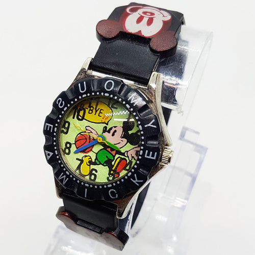 Fun Mickey Mouse Character Disney Watch for kids Basketball Disney Watch