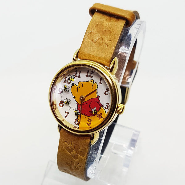 1990s Timex Winnie the Pooh & Bees Disney Watch | Rare Disney Watches