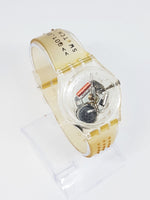 GENETIC CODE GZ164 Vintage Swatch Watch | Mint Condition Swiss Watch - Vintage Radar