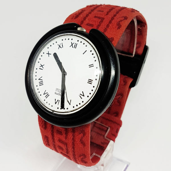PAROS PWB147 Pop Swatch | 90s Vintage Pop Swatch Watches - Vintage Radar