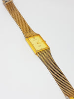 Vintage Benrus Ladies Watch | Gold-tone Art Deco Watch for Women - Vintage Radar