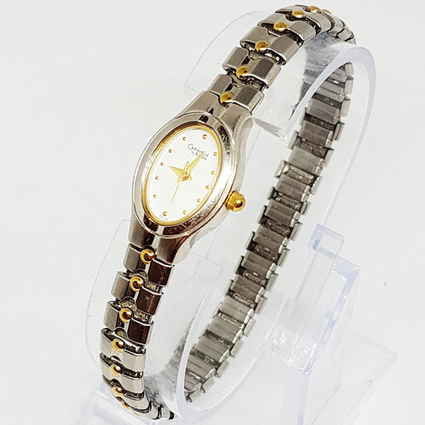 Dainty Vintage Bulova Watch for Women | Ladies Silver-tone Watch - Vintage Radar