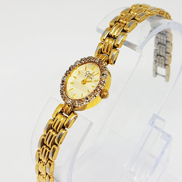 Luxury Caravelle by Bulova Watch for Women | Elegant Quartz Watches - Vintage Radar