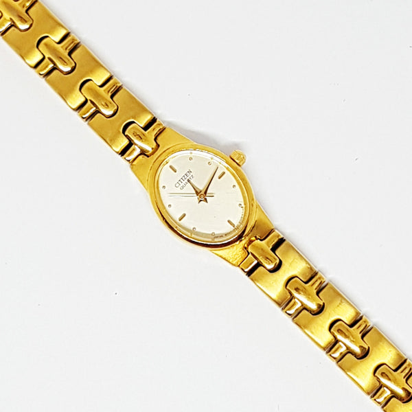 Citizen 5930 S004560 Watch for Women | Gold-tone Luxury Watches - Vintage Radar