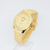 Pale Beige Women's Embassy Watch | Elegant Embassy Quartz Watch - Vintage Radar