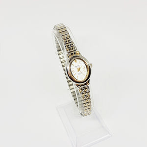 Precision by Gruen Diamond Quartz Watch | Tiny Luxury Ladies Watch - Vintage Radar