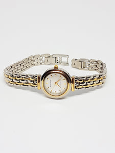 Hugo Max Silver-tone Ladies Watch | 18k Gold Plated Quartz Watch