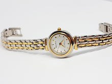 Load image into Gallery viewer, Hugo Max Silver-tone Ladies Watch | 18k Gold Plated Quartz Watch