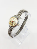 Small 80s Timex Mechanical Watch for Women | 25mm Timex Watch Vintage - Vintage Radar