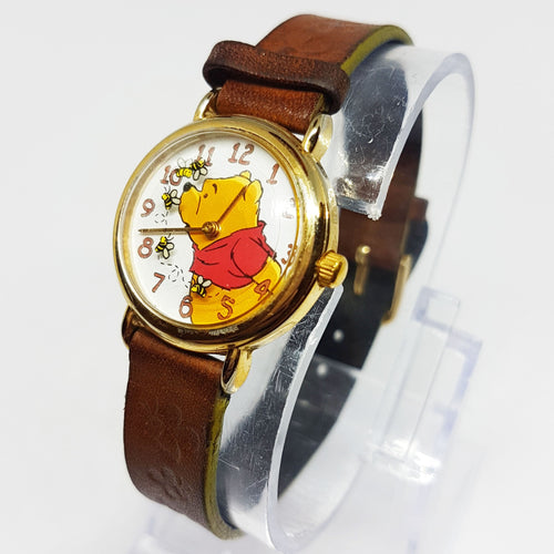 90s Small Winnie The Pooh Disney Watch | 1990s Disney Timex Watch - Vintage Radar