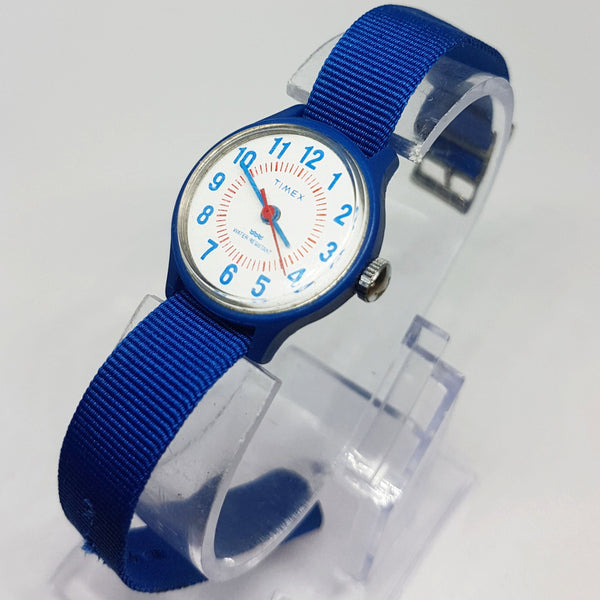 Rare 90s Plastic Timex Watch for Women | Unique Ladies Timex Watch - Vintage Radar