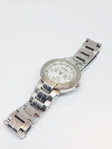 Luxury Chronograph Fossil Watch | Stainless Steel BQ-9291 Fossil Quartz - Vintage Radar