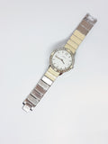 Silver-tone Fossil Analog Watch for Women | Stainless Steel Fossil Watch - Vintage Radar