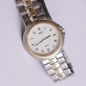 Vintage 7N29-6271 Seiko Watch | Unique Elegant Unisex Seiko Watch