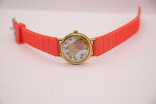 Load image into Gallery viewer, Timex Winnie the Pooh Watch Vintage Watch | 90s Gold-tone Timex Quartz