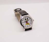 Mickey Mouse Disney Watch for Women | Small Silver Disney Watch