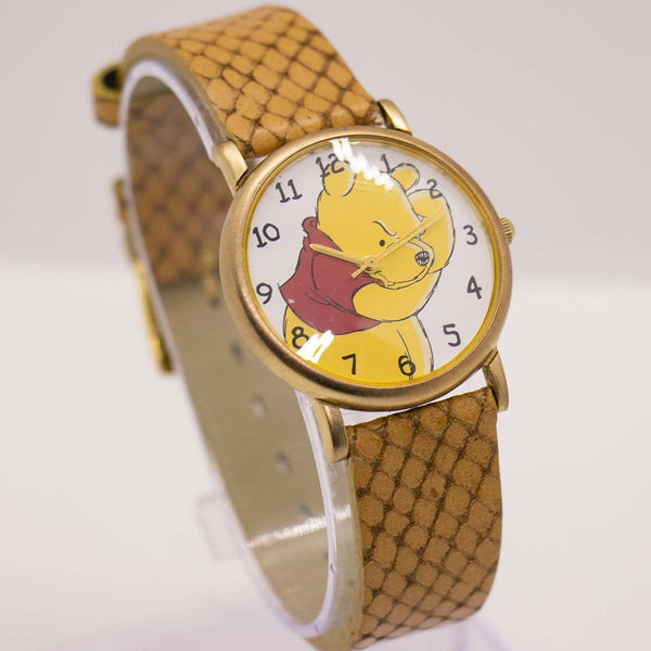 Winnie The Pooh Watch For Men and Women | Vintage Disney Watches