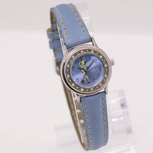 Tiny Blue Dial Tinker Bell Watch | SII Marketing by Seiko Vintage Watch