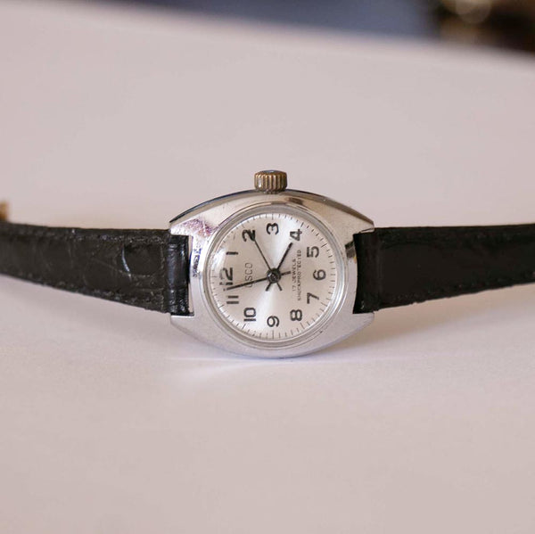 Vintage Osco 17 Jewels Shock-protected Antimagnetic Mechanical Watch