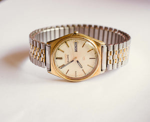 Vintage 8223-8029 Seiko Watch | Luxury Seiko Quartz Watch Vintage - Vintage Radar