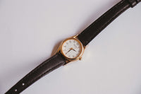 Women's 2Y01-0A10 Seiko Watch | Classic Vintage Ladies Quartz Watch - Vintage Radar