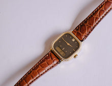 Load image into Gallery viewer, Square-Dial E029-5400 Seiko Quartz Watch | Vintage Seiko Watches - Vintage Radar