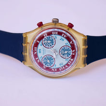Load image into Gallery viewer, WINDMILL SCK103 Swatch Watch | 1992 Vintage Swatch Chronograph