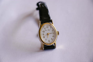 Gold-Tone Vintage Jean Paul Mechanical Watch | Best Vintage Watches - Vintage Radar