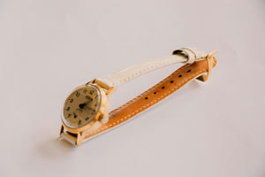 Vintage Alihor Mechanical Watch | RARE Antimagnetic Vintage Watch
