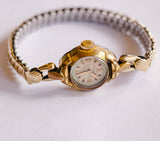 Rare 1960s Stowa Parat Mechanical Watch | Gold-Plated Vintage Watch