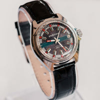 RARE Pratina 17 Rubis Mechanical Vintage Watch | Water-resistant Watch - Vintage Radar