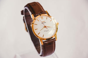 17 Jewels HMT Sona Mechanical Watch for Men and Women Vintage - Vintage Radar