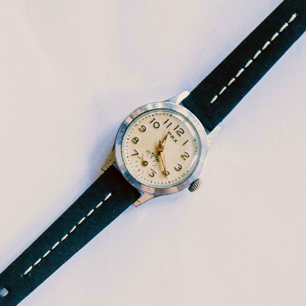 Tiny PAX Antimagnetic Mechanical Watch | Swiss Vintage Watches - Vintage Radar