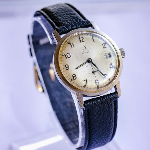 TYL Yema Antichoc 17 Jewels Mechanical Watch | Best Vintage Watches For Sale