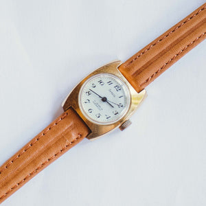 Small Aristo Gold-Tone Watch For Ladies | Vintage Gift Watches For Women