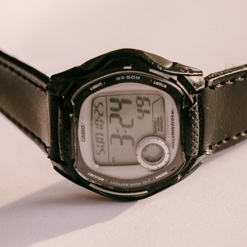 Casio W-101 2684 Vintage Watch | WR50 Alarm Illuminator Casio Watch