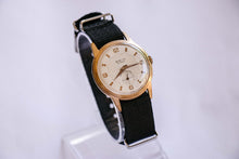 Load image into Gallery viewer, Zeih 21 Prix Swiss Luxury Mechanical Watch | Circa 1960 Swiss Gold Watch