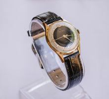 Load image into Gallery viewer, ZentRa 17 Rubis Mechanical Vintage Watch | 1960s German Gold Watch