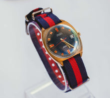 Load image into Gallery viewer, Rare Anker 25 Rubis German Automatic Watch | 70s Luxury German Gold Watch