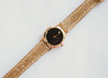 Load image into Gallery viewer, Black Dial Vintage Mechanical Ladies Watch | Luxury Watches For Sale