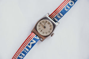 Military Sergent Vintage Mechanical Watch | 1940 WW2 Vintage Watch