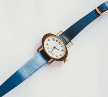 Load image into Gallery viewer, PORTA 17 Jewels Mechanical Ladies Watch | Gold-tone Vintage Watch