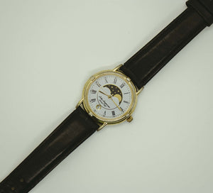 Jules Jurgensen Moon Phase Watch | Vintage Jules Jurgensen Watch