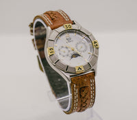 RJW Moon Phase Watch for Men & Women | Moonphase Date Watch