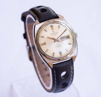 Invicta 25 Jewel 自动 Incablec Watch | Silver-tone Vintage Watch